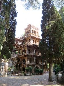 Taormina botanische tuin