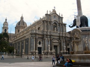 Catania Sicilie
