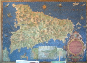 plattegrond sicilie kaart