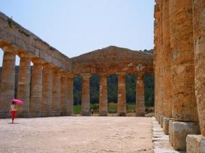Segesta, Sicilie