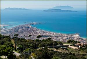 Trapani, Sicilie